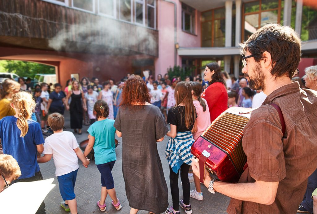 Feste in der Christophorus-Schule