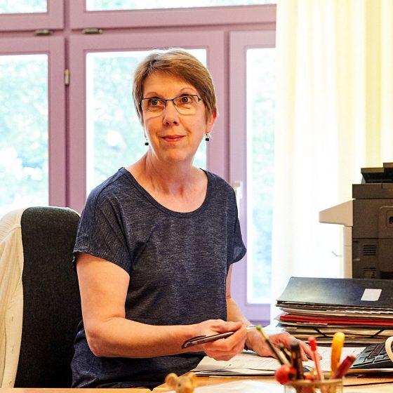 Geschäftsführerin der Christophorus-Schule